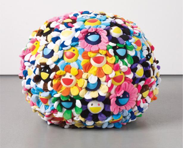 Plush-Flowerball