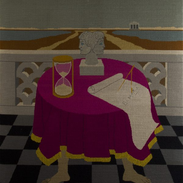 A Wool Allegorical Tapestry_GeorgesAllier